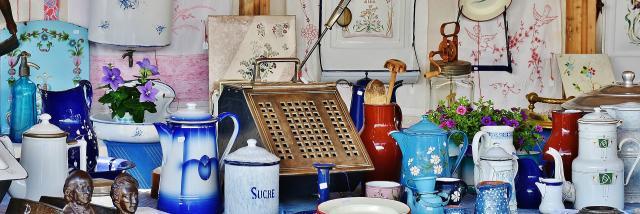 Vaisselle vintage à vendre